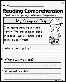 beginning reading worksheets for kindergarten pdf kindergarten reading comprehension worksheets pdf free
