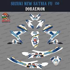 Stiker Motor Satria Fu by Jual Sticker Striping Motor Stiker Suzuki New Satria Fu