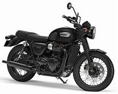 Triumph 900 Bonneville T 100 Black 2018 Fiche Moto