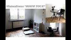Minimalismus Room Tour Minimalistisch Wohnen