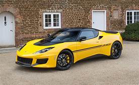 2017 Lotus Evora Sport 410 Ups The Power And Drops Weight