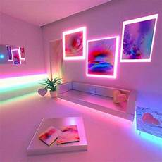 Bedroom Ideas Neon by Candidaesthete Snapchat Snatchurdaddy Message Me That