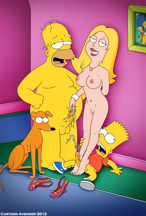 Simpson Handjob