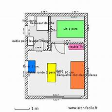 plan studio 20m2 studio 20m2 plan 2 pi 232 ces 21 m2 dessin 233 par gazou13