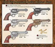 old west museum quality replica pistols from tribal and western impressions review the