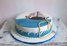 Welche Torte Unter Fondant - segelschiff zum 35 geburtstag s catchy cakes