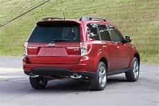2009 Subaru Forrester 2009 subaru forester reviews and rating motor trend