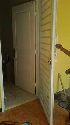 Pintu Minimalis Kasa Nyamuk Bengkellasbarokah