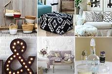 Home Decor Ideas Simple Diy by Best Diy Projects For Home Decorating Popsugar Home