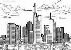 Malvorlagen New York Skyline Malvorlage Frankfurt Am Malvorlagen Kostenlose