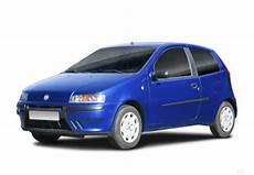 Fiche Technique Fiat Punto 80 16v Class 2002