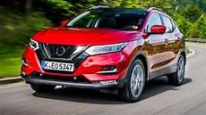 Nissan Qashqai Review Fastest Petrol Qashqai Driven 2017