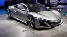 Acura Nsx 2016 Autotrendz