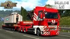 truck simulator 2 tgx 2010 heavy load