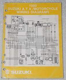 wiring diagrams suzuki motorcycle 1990 suzuki motorcycle and atv electrical wiring diagrams