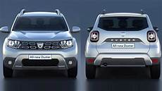 New Dacia Duster 2018 All Design Changes