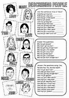 describing s appearance worksheet esl 15907 1000 images about esl on esl idioms and second language