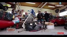 vintage garage emission les secrets de vintage garage sur rmc d 233 couverte