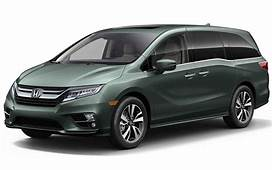2019 Honda Odyssey Release Date And Price Http//www