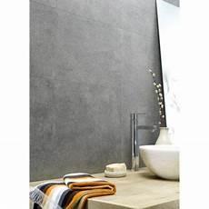 dalle murale pvc gris dumaplast dumawall l 65 x l 37 5 cm