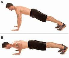 Push Ups - a day or two after doing push ups my muscles hurt should