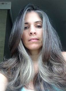 Going Gray Hairstyles