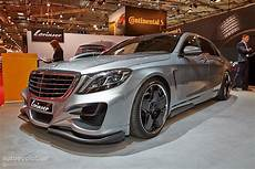 Lorinser Mercedes S Class Posing As A Bad Boy At