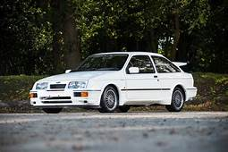 Car Crush Ford Sierra Cosworth RS500  Influx