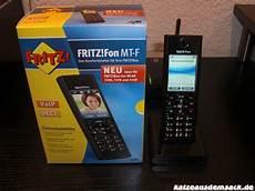 Test Avm Fritz Fon Mt F Dect Voip Schnurlostelefon