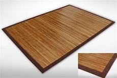 bambus teppich bambusteppich bambus teppich l 228 ufer wohnzimmer vorleger