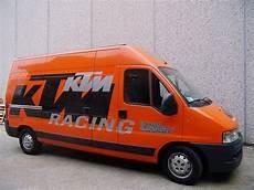 fiat ducato cing car fiat ducato ktm racing team farioli bergamo fiat photo found on the web ducato
