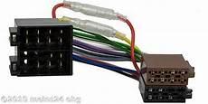 radio adapter kabel iso stecker opel astra g corsa c