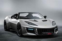 Lotus Evora 400 Convertible On The Way