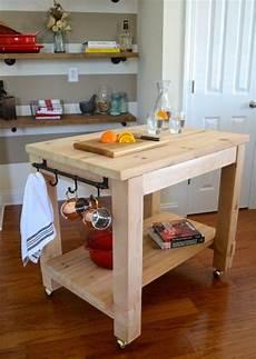 Kitchen Island Cart Diy by Cedar Kitchen Island Shanty S Tutorials Diy Kitchen