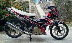 Modifikasi Satria F150 by Modifikasi Satria F150 Galeri Modifikasi