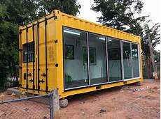 See What R72k Can Do To An Shipping Container