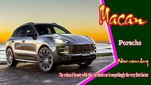 Porsche Macan 2020 Release Date  Cars Review