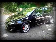 Golf 5 Gt - black edition vw golf v gt r line