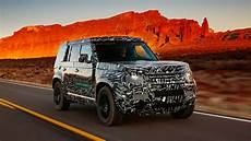 2020 land rover defender hey look it s the 2020 land rover defender automobile