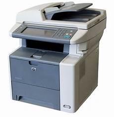 hp m3035xs monochrom s w laser drucker scanner kopierer