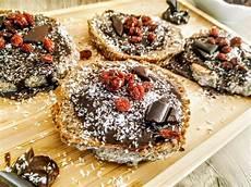 crema con farina di cocco dolci vegani senza glutine senza uova e senza lattosio pancakes al grano saraceno e farina di
