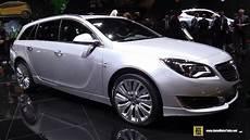 2017 Opel Insignia Sports Tourer 1 6 D Exterior And