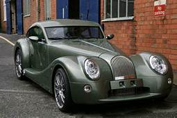 Morgan Cars  How Are They Made Fordacs BLOG