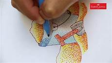 Faber Castell Malvorlagen Jogja Connector Pen Teknik Pointilism