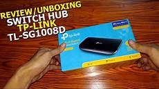 tp link 8 gigabit desktop switch unboxing unboxing 8 gigabit desktop switch tp link tl sg1008d