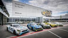 mercedes amg affalterbach mercedes amg showroom in affalterbach gets redesigned