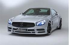 2013 Mercedes Sl 500 With Custom Kit By Lorinser