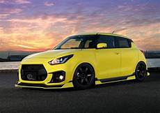 suzuki sport gets a bit aggro with new jdm kit