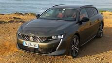 peugeot 508 sw 1 6 l 225hp review test drive the new