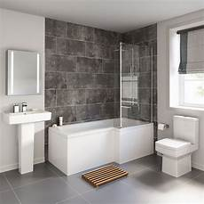 Bathroom Suite Ideas Cheeky Bathrooms Modern Bliss L Shaped Shower Bathroom Suite